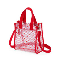 Clear Small Tote