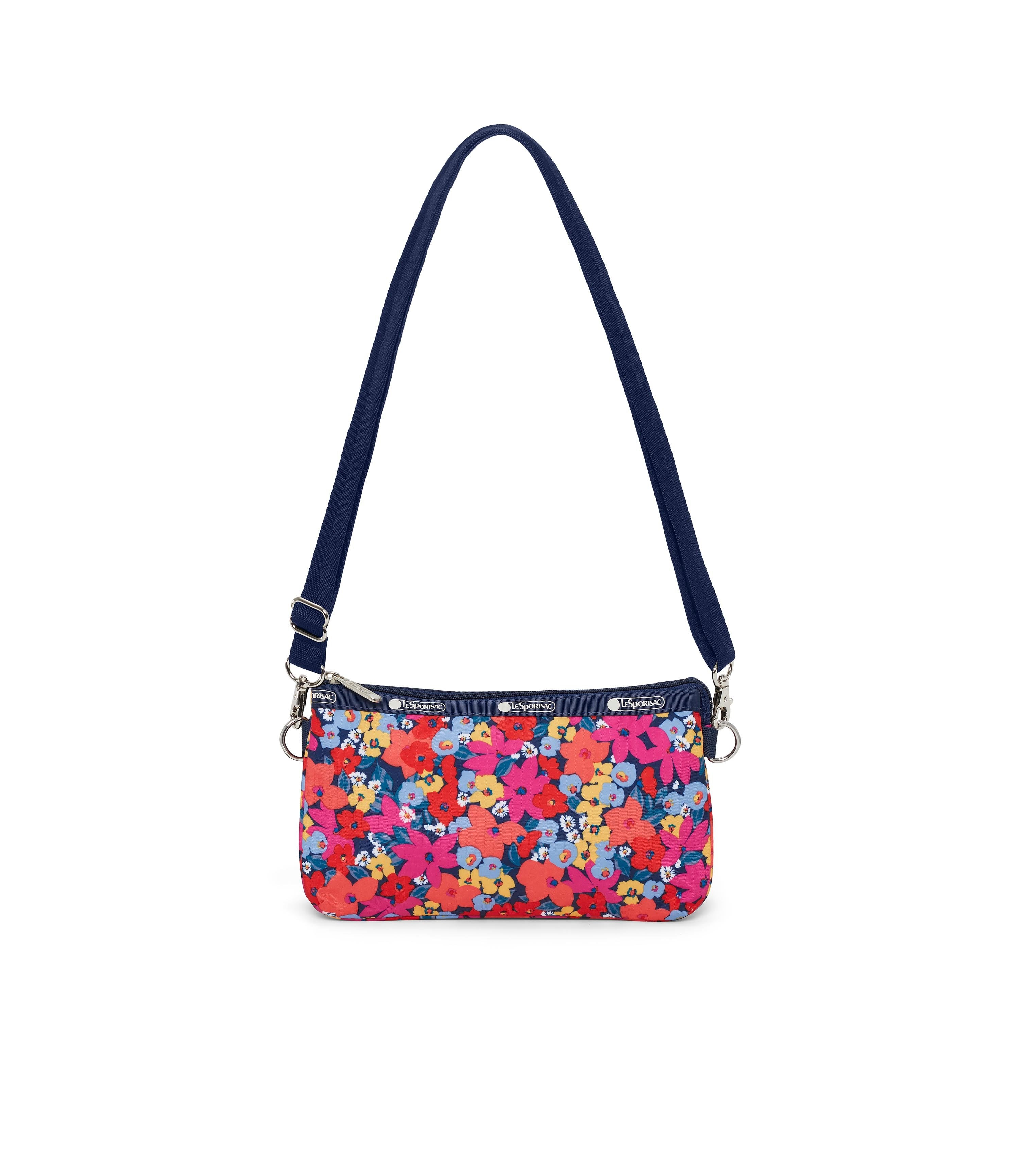 LeSportsac - Medium Koko Crossbody - Handbags - Bright Isle Floral print
