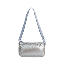 LeSportsac - Handbags - Medium Koko Crossbody - Opal Mist Metallic