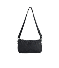 LeSportsac - Handbags - Medium Koko Crossbody - Dahlia Deboss Black