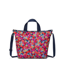 LeSportsac - Deluxe Easy Carry Tote - Totes - Bright Isle Floral print