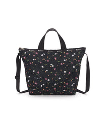 LeSportsac - Deluxe Easy Carry Tote - Totes - Fruity Petals print