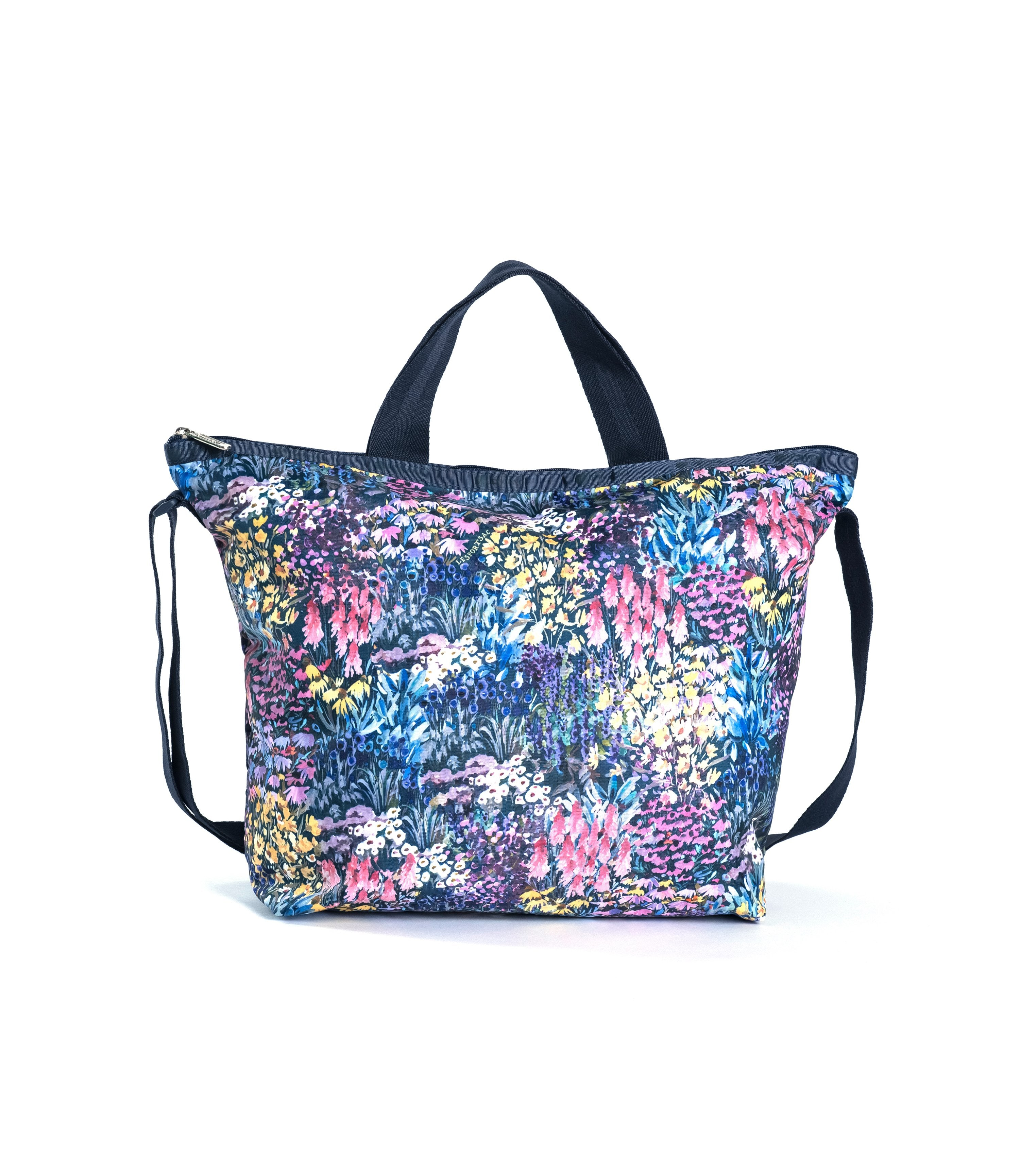 LeSportsac - Deluxe Easy Carry Tote - Totes - Soho Garden print