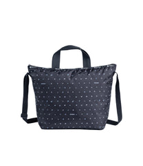 LeSportsac - Totes - Deluxe Easy Carry Tote - Uptown Sparkle print