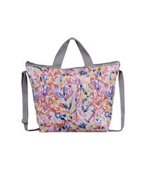LeSportsac - Totes - Deluxe Easy Carry Tote - Botanical Burst print
