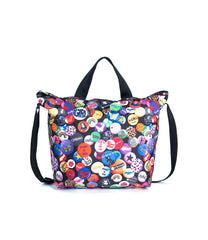 LeSportsac - Deluxe Easy Carry Tote - Totes - X-girl Memories