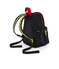 Pokémon - Basic Backpack with Loops - Backpacks - Pikachu Fun - Back View