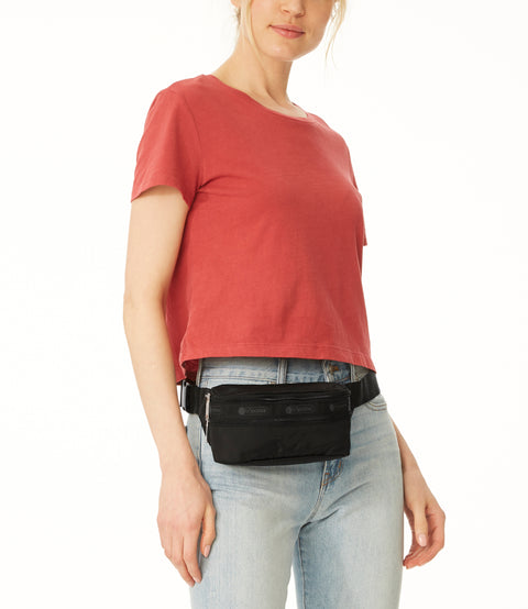 Double Zip Belt Bag alternative 2