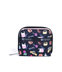 LeSportsac - Claire Wallet - Accessories - Late Night Slice print
