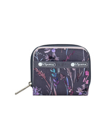 LeSportsac - Accessories - Claire Wallet - Windswept Floral Shadow print