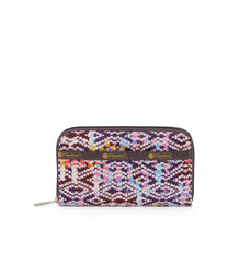 Lily Wallet, Accessories and Cosmetic Bag, LeSportsac, Tulum Sunrise print