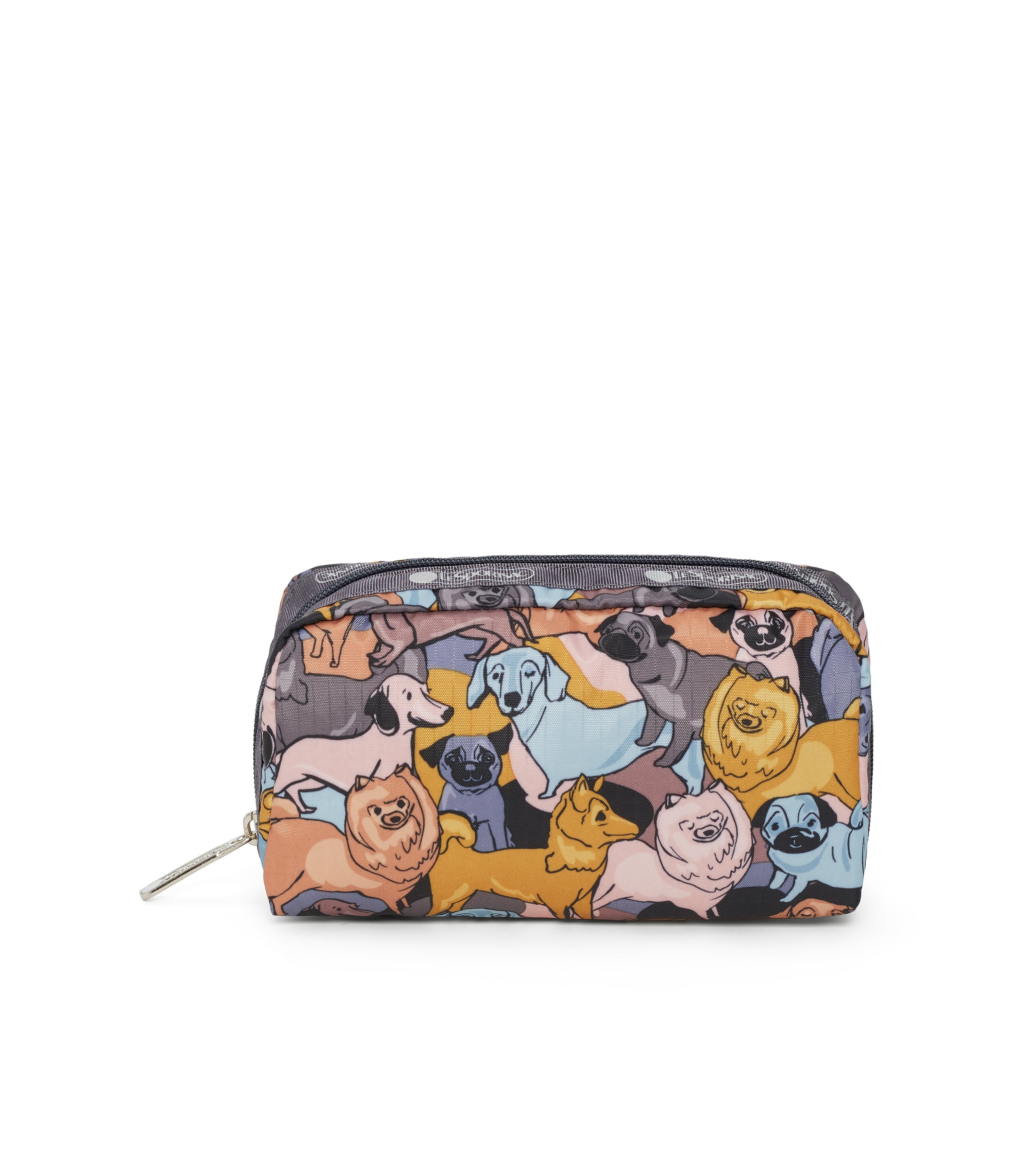Rectangular Cosmetic, Accessories, Makeup and Cosmetic Bags, LeSportsac, Kon and Friends print