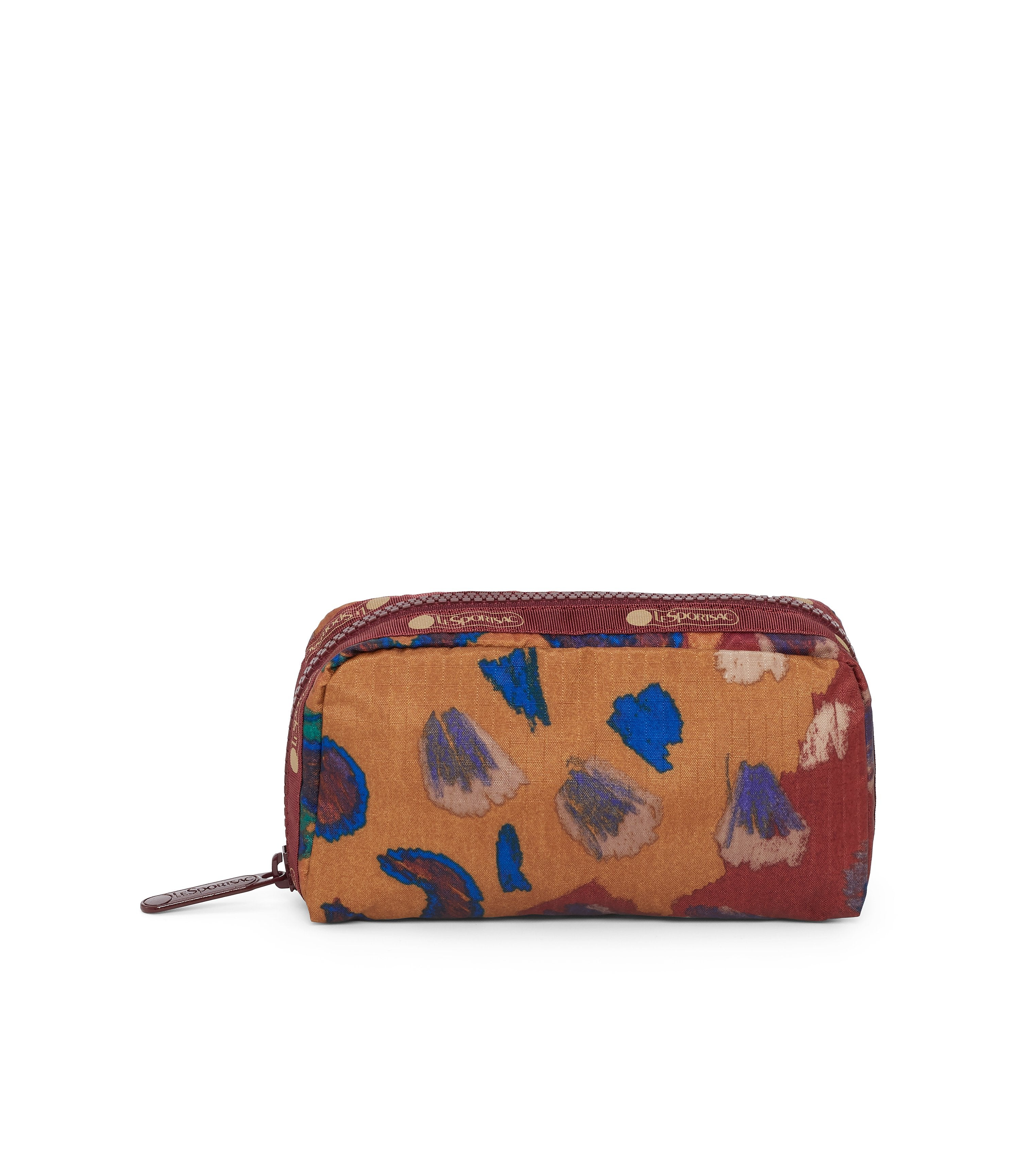 Rectangular Cosmetic, Accessories, Makeup and Cosmetic Bags, LeSportsac, Cheetaaah print