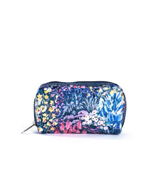 LeSportsac - Rectangular Cosmetic - Accessories - Soho Garden print