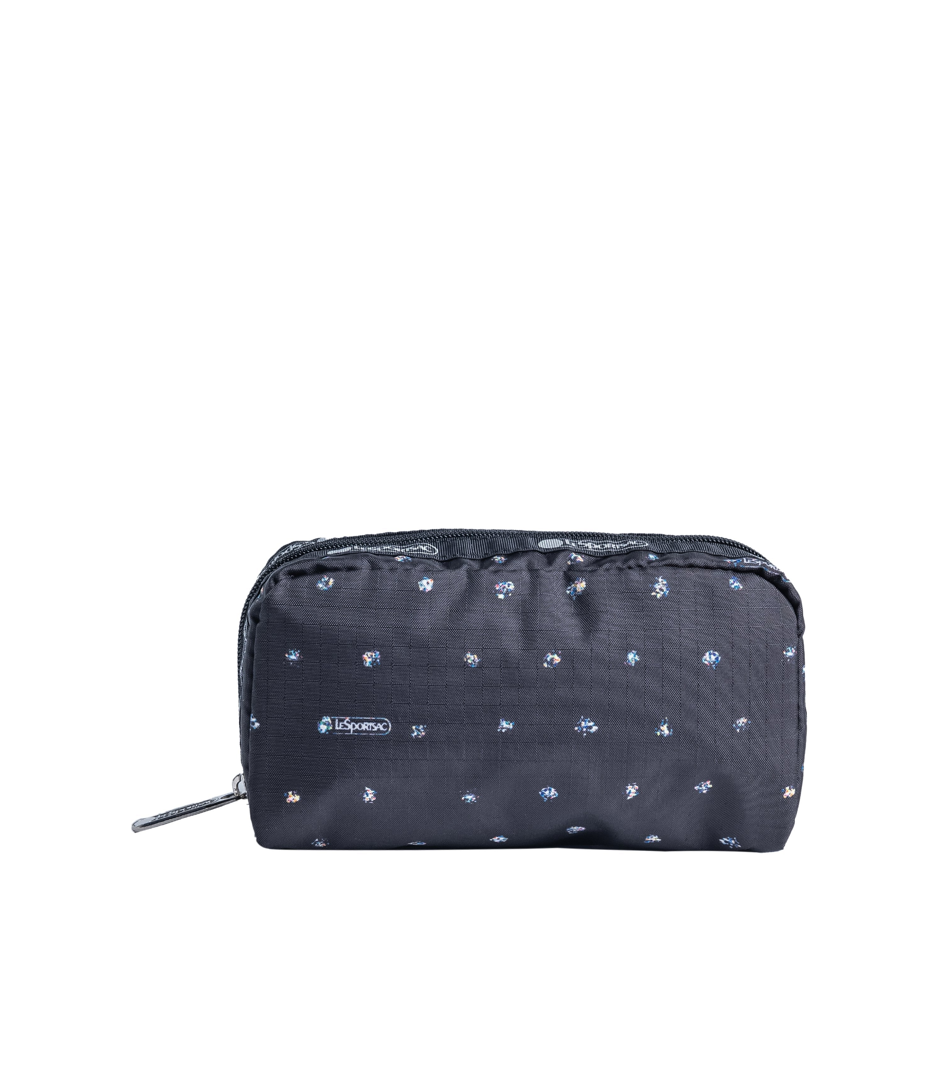 LeSportsac - Accessories - Rectangular Cosmetic - Uptown Sparkle print