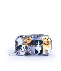 LeSportsac - Rectangular Cosmetic - Accessories - Puppy Park print