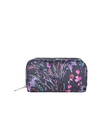 LeSportsac - Accessories - Rectangular Cosmetic - Windswept Floral Shadow print