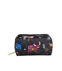 LeSportsac - Accessories - Rectangular Cosmetic - Happy Ox print
