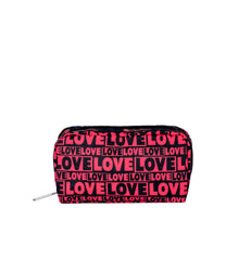 LeSportsac - Accessories - Rectangular Cosmetic - Only Love print