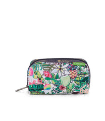 LeSportsac - Rectangular Cosmetic - Hawaii -Accessories - Exclusive! Aloha Market print - Front View