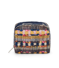 Square Cosmetic, Accessories, Makeup and Cosmetic Bags, LeSportsac, Catalina print