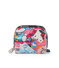 Square Cosmetic, Accessories, Makeup and Cosmetic Bags, LeSportsac, Hello Kitty Collector print