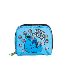 LeSportsac - Accessories - Square Cosmetic - Cookie and Oscar