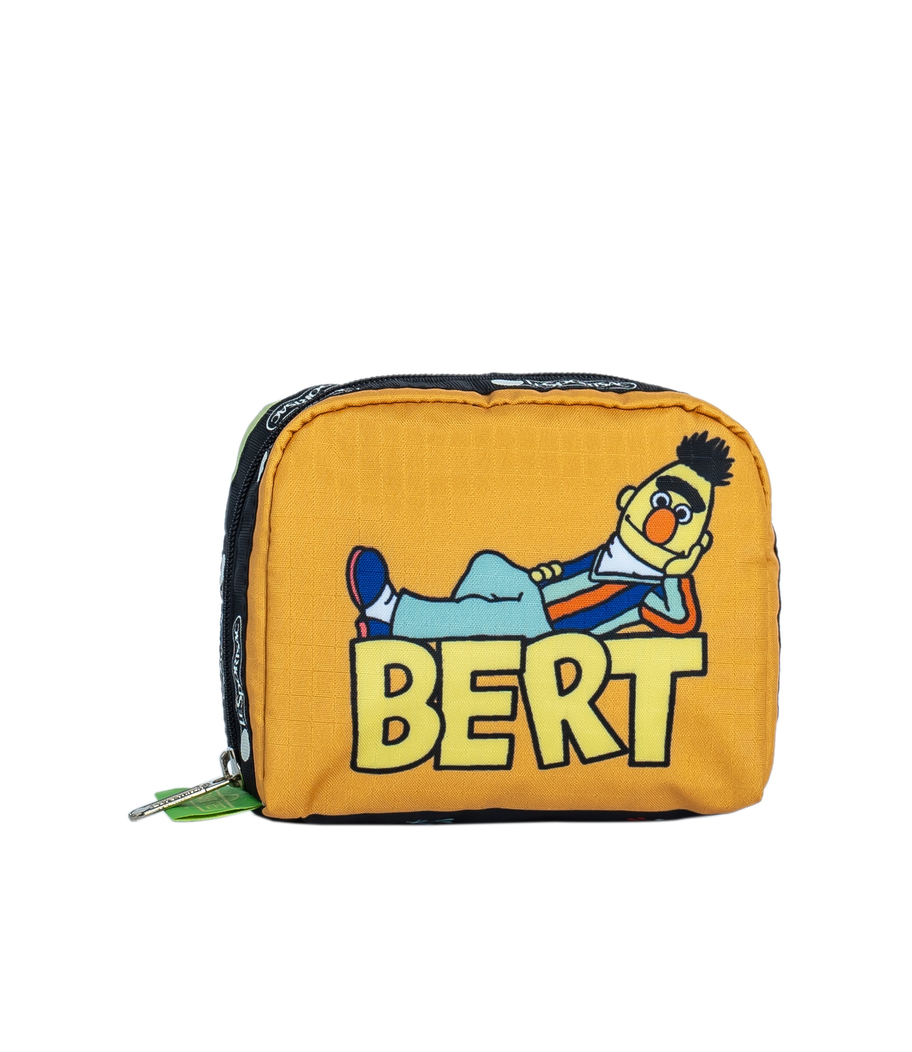 LeSportsac - Accessories - Square Cosmetic - Bert and Ernie
