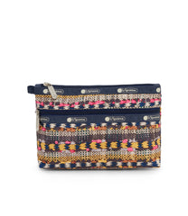 Cosmetic Clutch, Accessories and Cosmetic Bag, LeSportsac, Catalina print