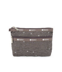 Cosmetic Clutch, Accessories and Cosmetic Bag, LeSportsac, Autumn Blossom embroidery