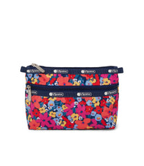 LeSportsac - Cosmetic Clutch - Accessories - Bright Isle Floral print