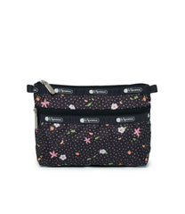 LeSportsac - Cosmetic Clutch - Accessories - Fruity Petals print