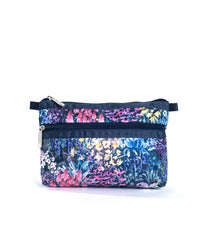 LeSportsac - Cosmetic Clutch - Accessories - Soho Garden print