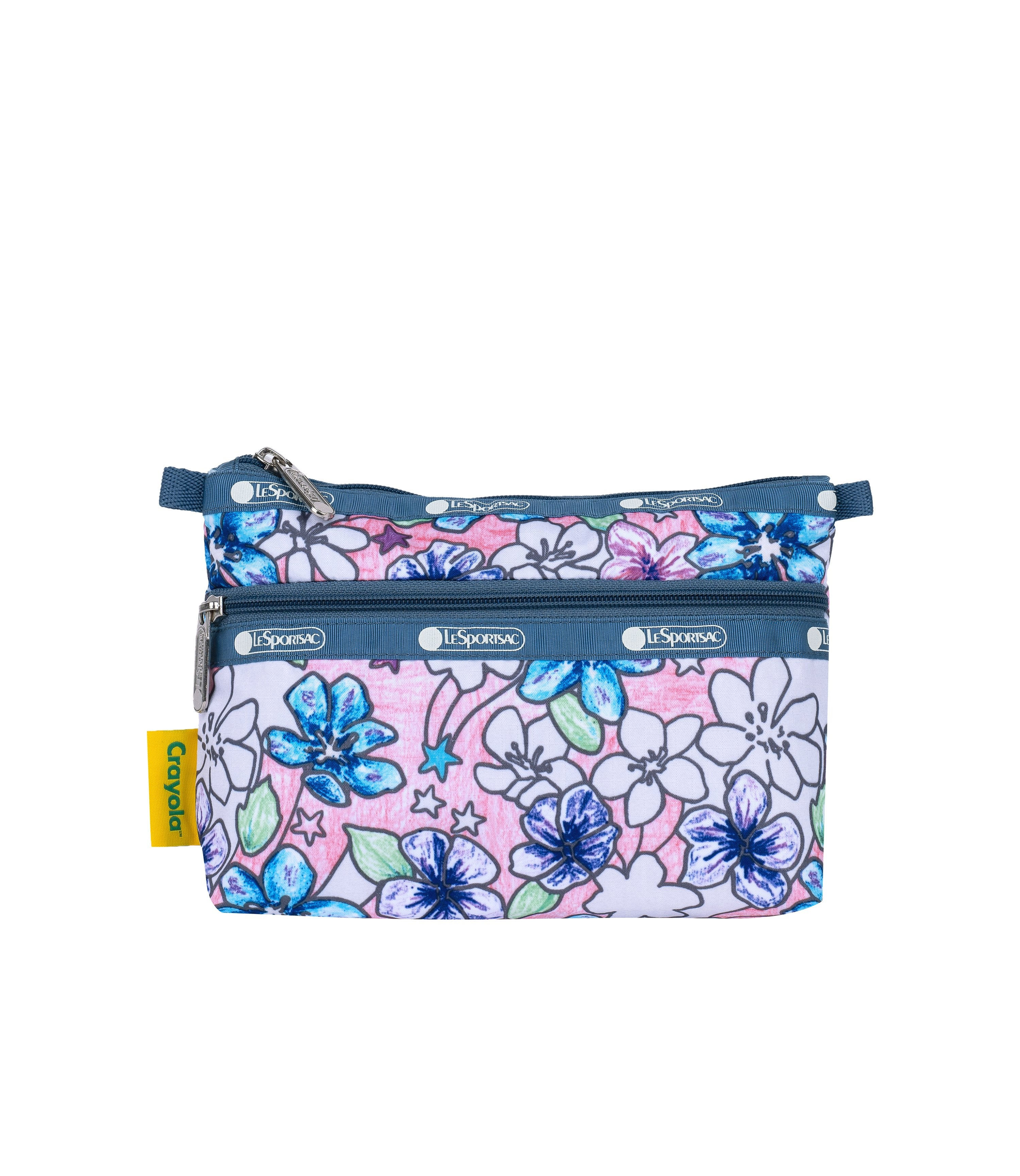 LeSportsac - Accessories - Cosmetic Clutch - Garden Coloring