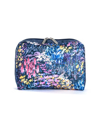 LeSportsac - XL Rectangular Cosmetic - Accessories - Soho Garden print