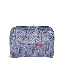 LeSportsac - XL Rectangular Cosmetic - Hello Kitty City - Accessories
