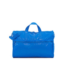 Large Weekender Bags, Duffle Bags, Carry-on, LeSportsac,Classic  Blue Patent