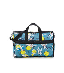 Large Weekender Bags, Duffle Bags, Carry-on, LeSportsac, Limone Lemon print
