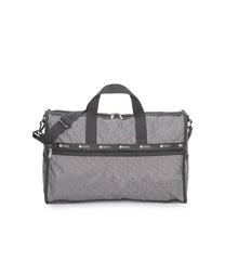 Large Weekender Bags, Duffle Bags, Carry-on, LeSportsac, Tahiti Stripe print
