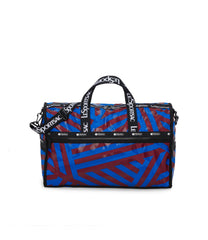 Large Weekender Bags, Duffle Bags, Carry-on, LeSportsac, Aerial Twist print