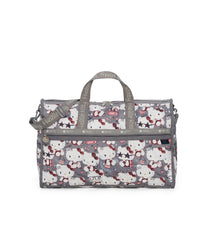 Large Weekender Bags, Duffle Bags, Carry-on, LeSportsac, Hello Kitty print