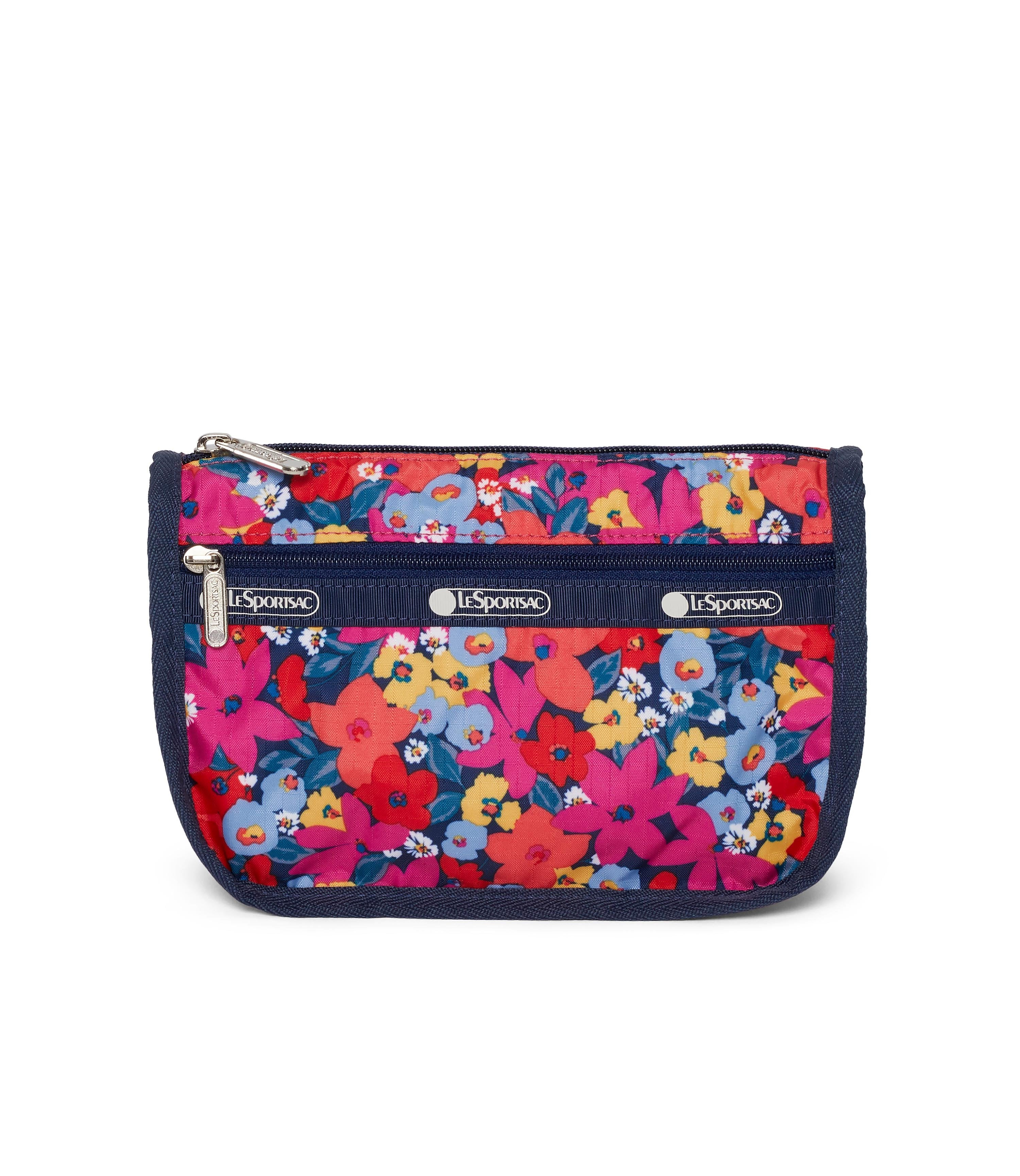 LeSportsac - Travel Cosmetic - Accessories - Bright Isle Floral print