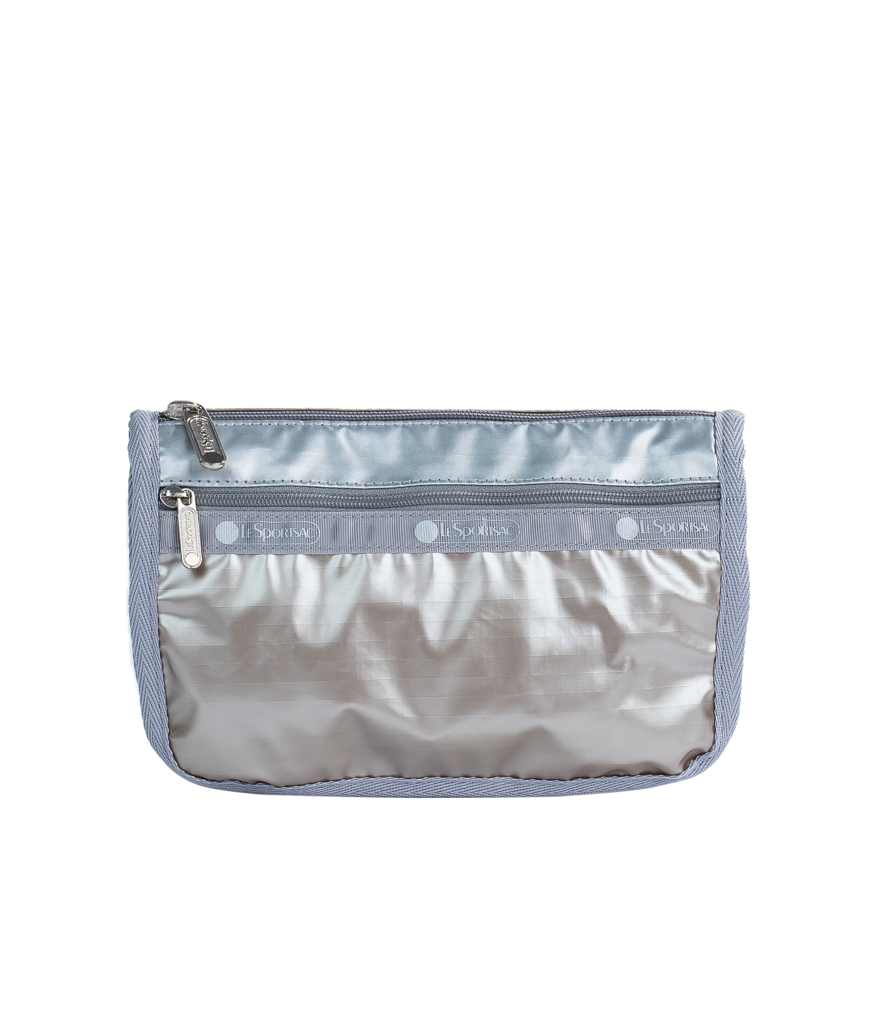 LeSportsac - Accessories - Travel Cosmetic - Opal Mist Metallic