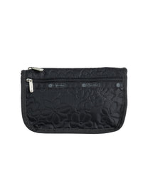 LeSportsac - Accessories - Travel Cosmetic - Dahlia Deboss Black