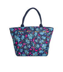LeSportsac - Totes - Small EveryGirl Tote - Blowout Floral print