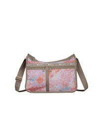 LeSportsac - Handbags - Deluxe Everyday Bag - Coral Way print