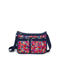 LeSportsac - Deluxe Everyday Bag - Handbags - Bright Isle Floral print
