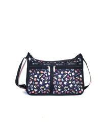 LeSportsac - Deluxe Everyday Bag - Handbags - Late Night Slice print