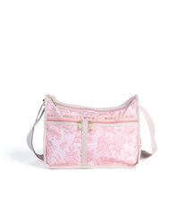 LeSportsac - Deluxe Everyday Bag - Handbags - Ludlow Lace print