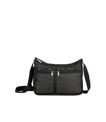 LeSportsac - Handbags - Deluxe Everyday Bag - Tic-Tac-Tinsel